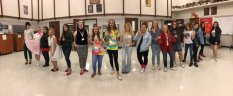 Decades Spirit Day