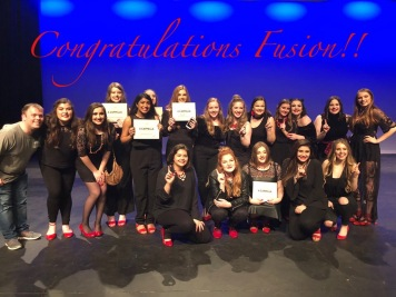 Fusion wins ICHSA Southwest Semi-final